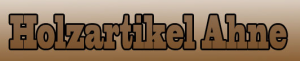 HolzartikelAhne