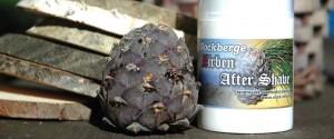 Ein erfrischender Tagesbeginn mit erfrischendem Zirben-Aftershave!
