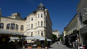 Theaterplatz/Pfarrgasse