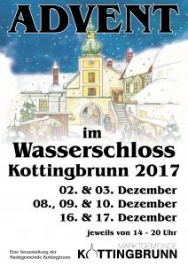 Advent im Wasserschloss @ Wasserschloss | Kottingbrunn | Niederösterreich | Österreich