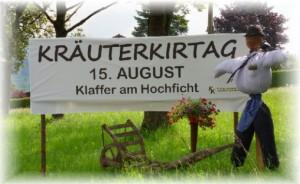 Kräuterkirchtag @ Klaffer, Hochficht