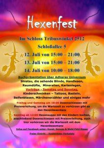 Hexenfest @ Schloss Tribuswinkel, Niederösterreich